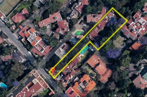 casa en venta en jardines del pedregal $4,870,000.00 pesos.