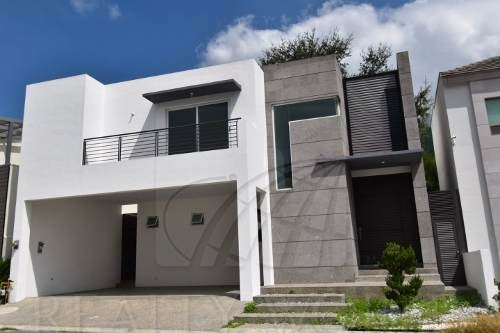 casa en venta en la joya privada residencial, monterrey