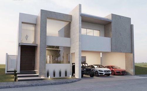 casa en venta en la joya zona carretera nacional monterrey