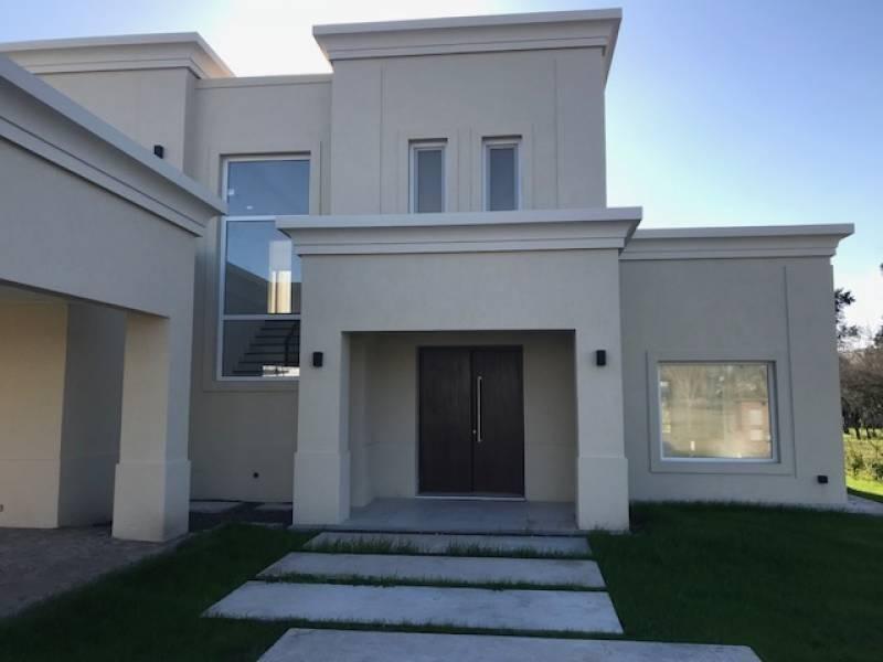 casa en venta en la reserva de cardales - maroto propiedades