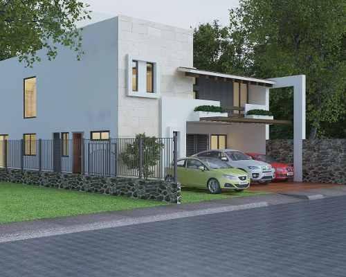 casa en venta en la vista