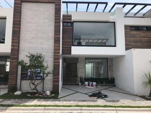 casa en venta en lomas de angelópolis - cascatta