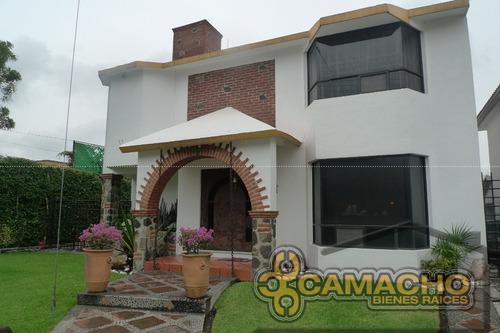 casa en venta en lomas de cocoyoc olc-0689