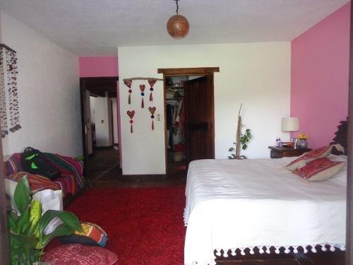 casa en venta en lomas de cocoyoc, terreno 2644m2