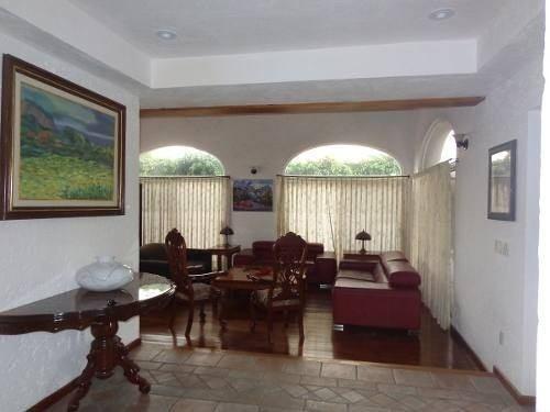 casa en venta, en lomas de cocoyoc terreno 798m2.