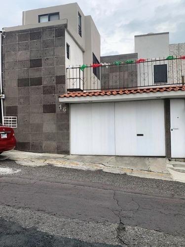 casa en venta en lomas verdes 1a sección, naucalpan rcv-3978