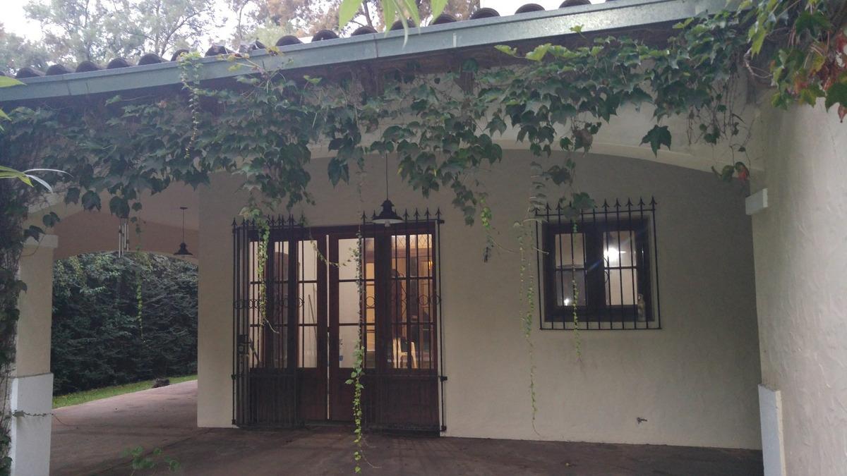 casa en venta en lujan casa quinta