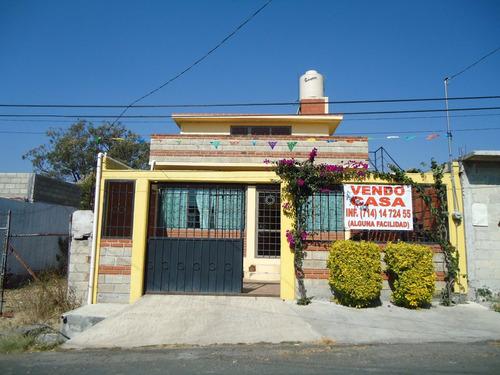 casa en venta en malinalco