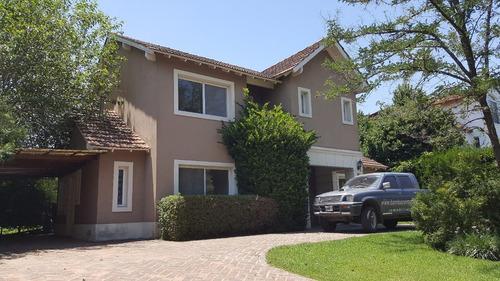 casa en venta en maschwitz privado.