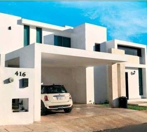 casa en venta en mérida de 3 recamaras, en $3,950,000 en privada torremolinos