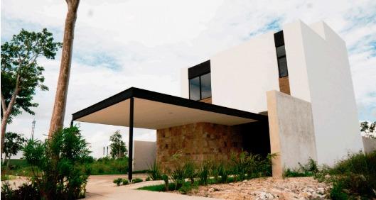 casa en venta en mérida en privada, piedra verde m1