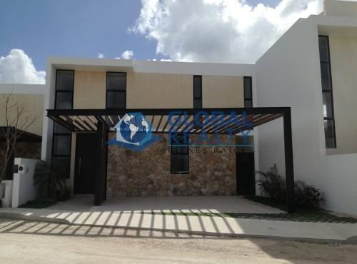 casa en venta en mérida en zona cholul cv-4235