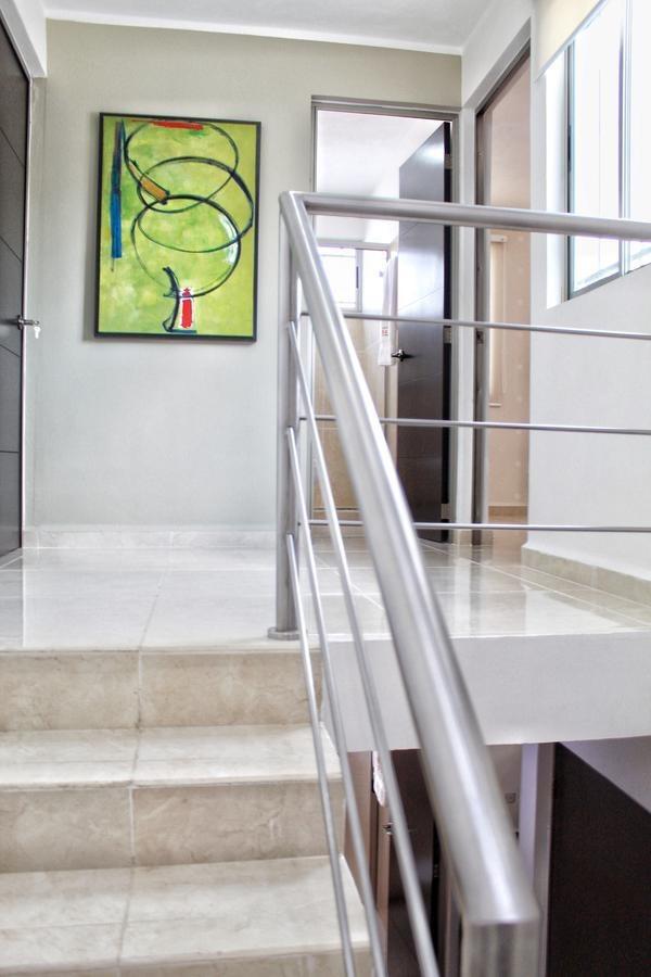 casa en venta en merida, las américas modelo de dos pisos