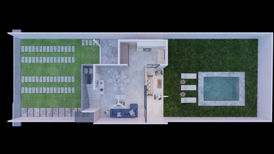 casa en venta en merida, nuevas en chichi suárez con piscina