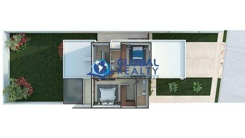 casa en venta en mérida, privada en cholul. cv-5152