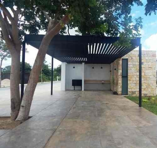 casa en venta en mérida, privada en temozon. cv-5679