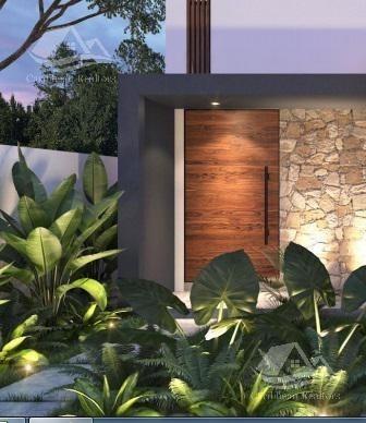 casa en venta en merida/parque natura