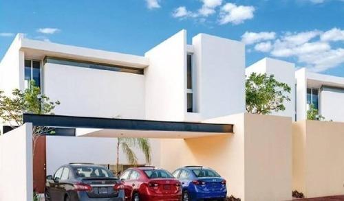 casa en venta en mérida,yucatán,dzitya en privada campo cielo,3 habits