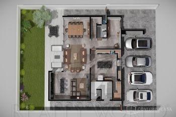 casa en venta en mirasierra 1er sector, monterrey