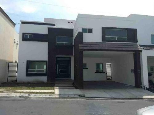 casa en venta en misión de canterías zona carretera nacional monterrey