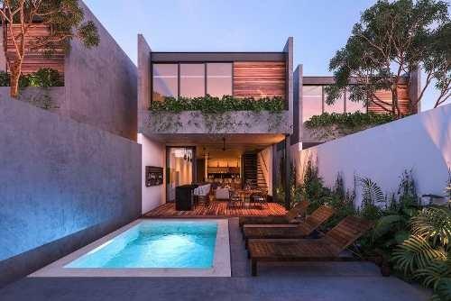 casa en venta en montebello, zona mérida cv-5603