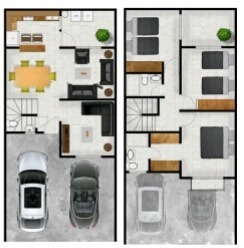 casa en venta en morales