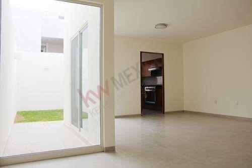 casa en venta en nueva zona residencial léman $2,246,000.00 recámara en planta baja. los lagos, san luis potosí