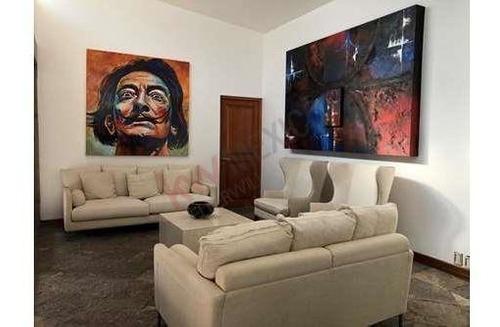 casa en venta en ocotepec, cuernavaca, morelos.