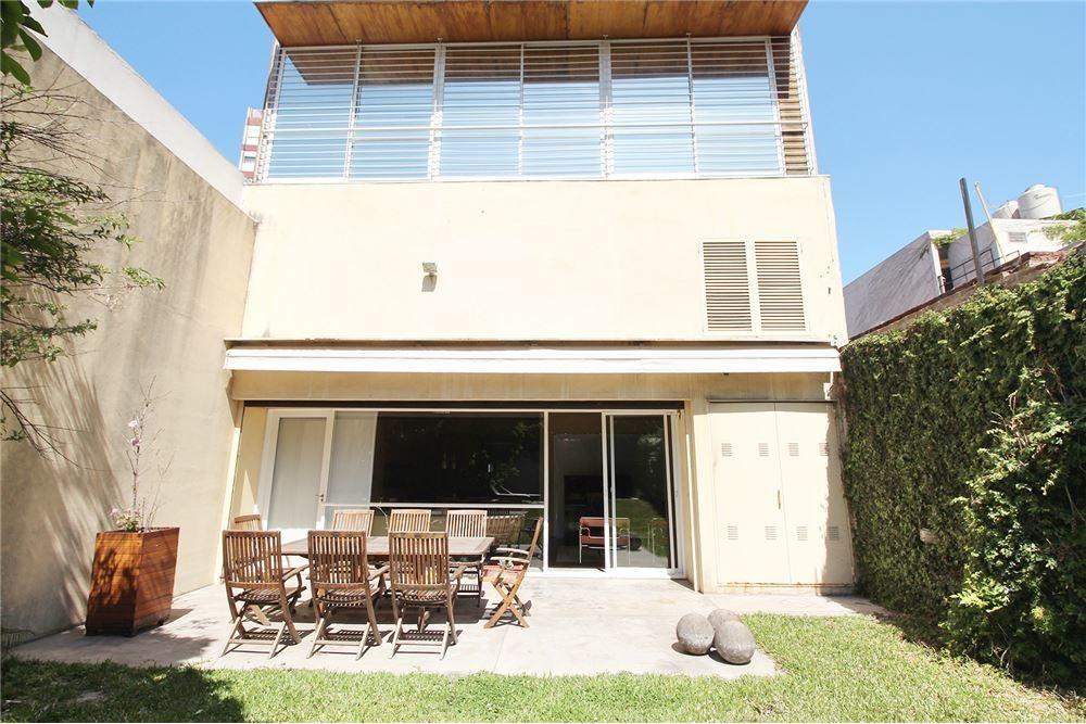 casa en venta en palermo 673 mts - pileta