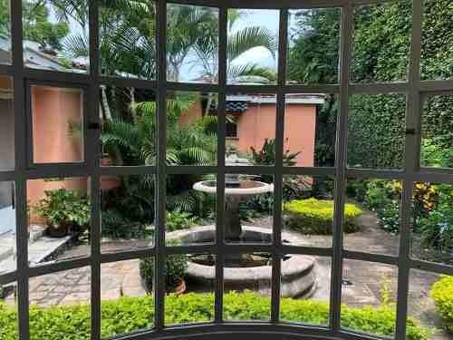 casa en venta en palmira cuernavaca, morelos