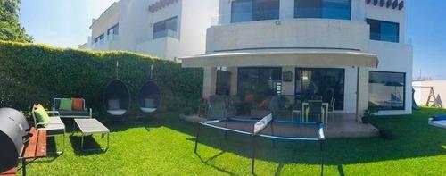casa en venta en paraíso country club, cuernavaca, morelos