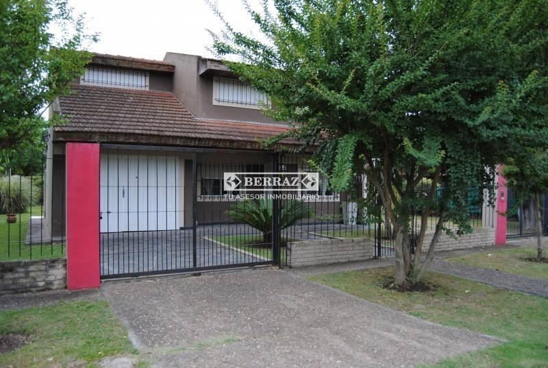 casa en venta en pilar, barrio sin expensas