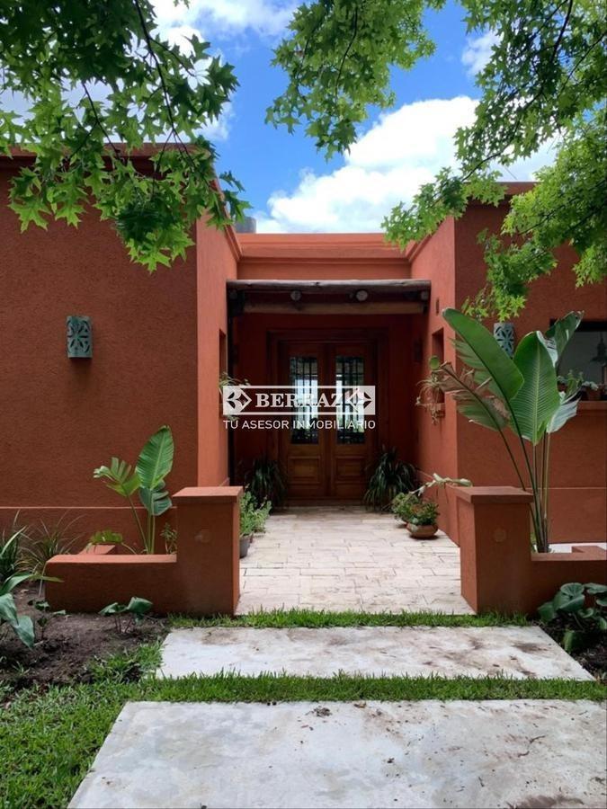 casa en venta en pilar, barrio villa rosa