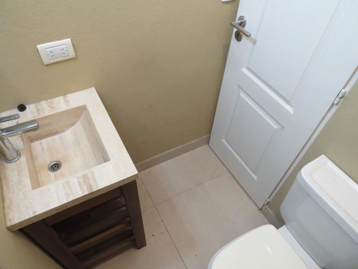 casa en venta en pinamar-moderna-4 ambientes + dep-toma lote en parte de pago