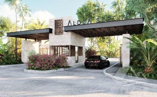 casa en venta en playa del carmen/riviera maya/aldea serena