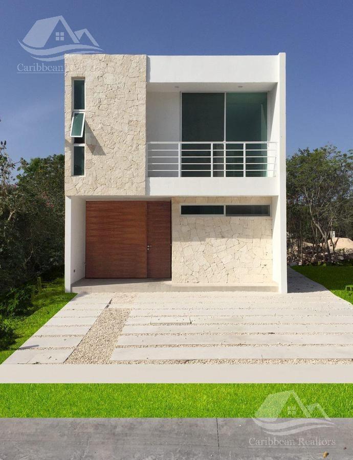 casa en venta en playa del carmen/riviera maya/el encuentro