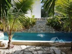 casa en venta en playa del carmen/riviera maya/el tigrillo