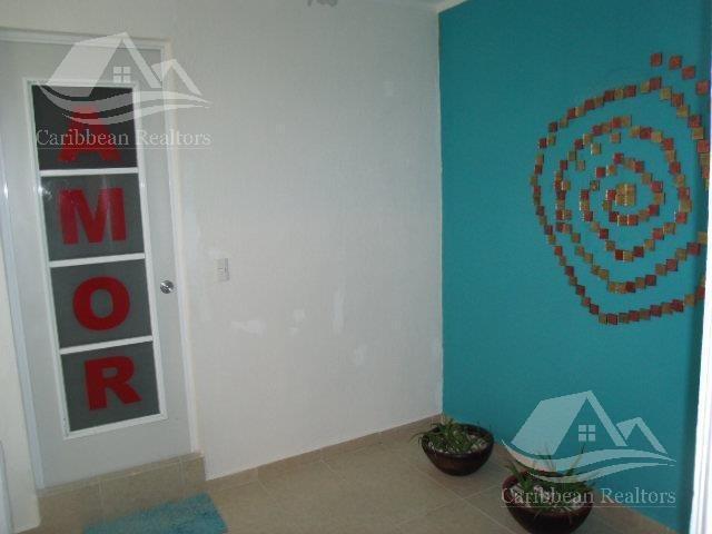 casa en venta en playa del carmen/riviera maya/los olivos