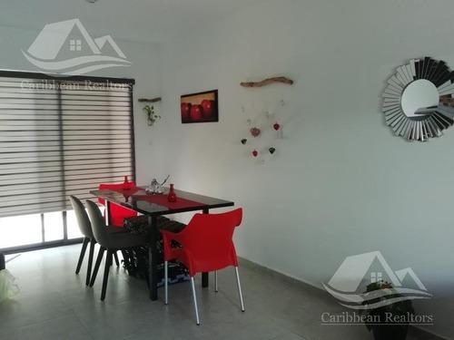 casa en venta en playa del carmen/riviera maya/playa del sol