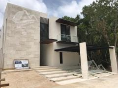 casa en venta en playa del carmen/riviera maya/senderos de mayakoba
