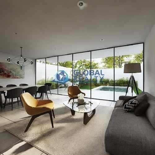 casa en venta en privada al norte de mérida. cv-4500