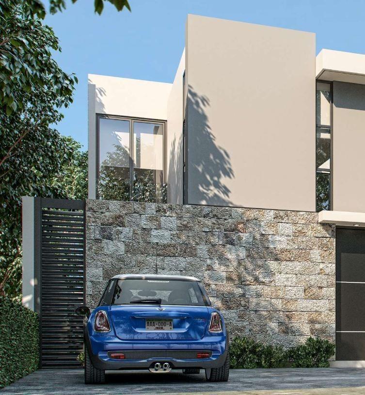 casa en venta en privada al norte de merida dzitya, moratta mp+