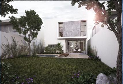 casa en venta en privada arbórea ubicada en conkal!!!!