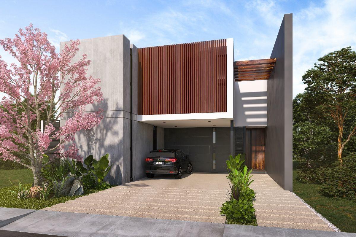 casa en  venta en privada conkal al norte de merida