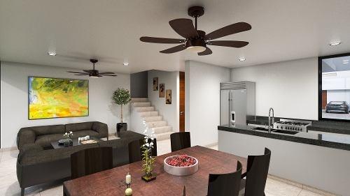 casa en venta en privada, conkal cerca de altabrisa. cv-5797