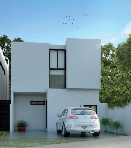 casa en venta en privada en conkal, zona norte. cv-5022
