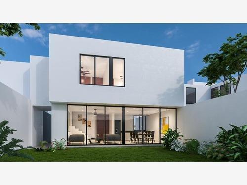 casa en venta en privada octavia conkal