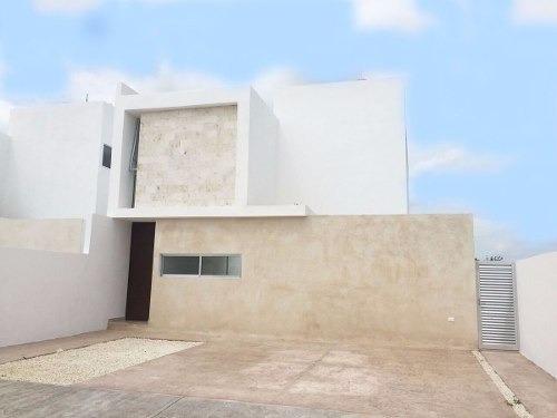 casa en venta en privada praderas del mayab a 10 min de altabrisa