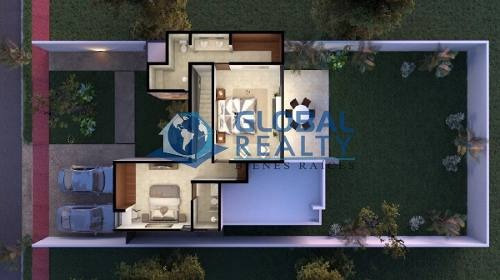 casa en venta en privada residencial, zona norte. cv-5047
