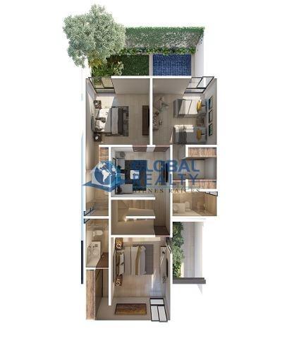 casa en venta en privada, temozon norte cv-5068